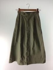 18SS/ラグビースカート/ロングスカート/--/コットン/KHK