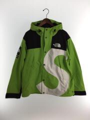 20aw/S Logo Mountain Jacket/タグ付/未使用品/マウンテンパーカ/L/GRN