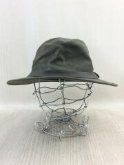 ハット/L/コットン/KHK/11060015/TIN CLOTH PACKER HAT/オイルドコットン