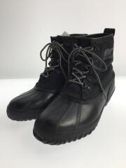 ブーツ/27cm/BLK/1821431010/CHEYANNE