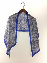 スカーフ/シルク/BLU/G5703-412-25