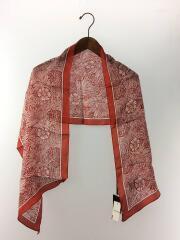 スカーフ/シルク/RED/G5703-412-16