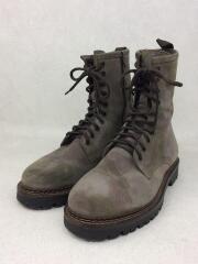 ブーツ/40/GRY