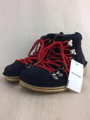 ブーツ/36/NVY/スウェード/MIDLAND FOOTPRINTS/444153/23CM/