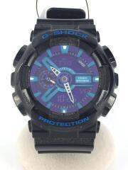 クォーツ腕時計・G-SHOCK/デジアナ/GA-110HC
