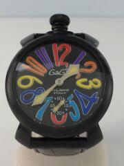 手巻腕時計/アナログ/501203S/手巻き 裏蓋スケルトン