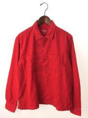 中古/19AW/19FW/Corduroy Shirt/長袖シャツ/S/コーデュロイシャツ/レッド