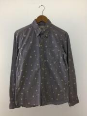 中古/UE-160070/STAR SHIRT/スターシャツ/ボタンダウンシャツ/1/長袖/インディゴ