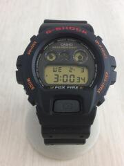 中古/DW-6900B-9/クォーツ腕時計・G-SHOCK/ジーショック/デジタル/ラバー/オレンジ