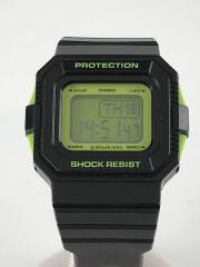 G-SHOCK MINI/ジーショック ミニ/クォーツ腕時計/デジタル/ラバー/GRN/BLK