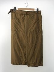 Naval Wrap Trousers/ボトム/30/コットン/CML/無地/ベルテッドパンツ