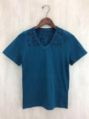 Tシャツ/XS/コットン/GRN