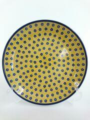 ceramika artystyczna プレート YLW 24cm