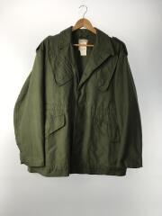 フィールドジャケット/80s/オランダ軍/ミリタリージャケット/--/コットン/KHK