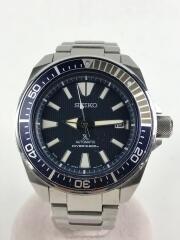 自動巻腕時計/アナログ/ステンレス/NVY/SLV