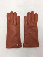 手袋/--/BRW/F76310/コーチ/グローブ/ブラウン