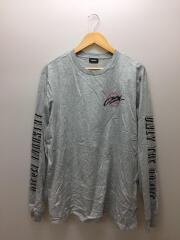 長袖Tシャツ/XL/コットン/GRYA00301/T-JUST-LS-X92-0HAYU/ディーゼル