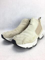 リーボック/ハイカットスニーカー/25.5cm/BEG/スウェード/FURY CHELSEA BOOT