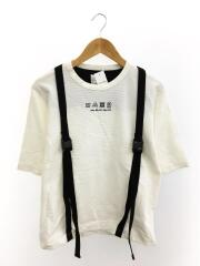 RIPPLE BELT S/S BIG-T/2019MS/Tシャツ/1/コットン/WHT/19535031