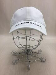 Logo-Embroidered Cotton Cap/キャップ/L/コットン