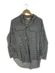 UNIITED ARROWS別注/パジャマシャツ/長袖ブラウス/FREE/ポリエステル/WHT/