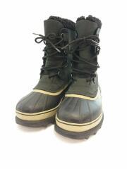CARIBOU/カリブー/NM1000-014/ブーツ/26cm/BLK/スウェード