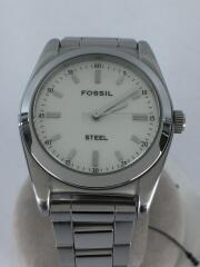 クォーツ腕時計/アナログ/ステンレス/SLV/SLV/FS-2511