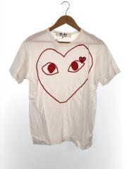 Tシャツ/M/コットン/WHT/AZ-T100