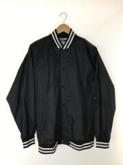 ナイロンジャケット/XL/ナイロン/BLK/SZ-J006/19SS/Varisty Jacket