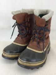 ブーツ/28cm/BRW/カリブー/NM1481-256/アウトドア/