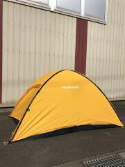 #1122389 テント X-TREK マイティドーム 2型 #1122389/ドーム/1~2人用/YL/山岳/登山