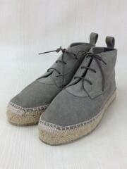 ブーツ/38/GRY/スウェード/372894/箱有