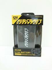 リチウムイオンバッテリー/BURTLE/AC230/AIR CRAFT