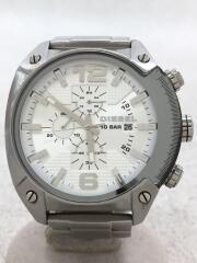 クォーツ腕時計/アナログ/ステンレス/シルバー/DZ-4203