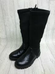 キッズ靴/--/ブーツ/ナイロン/BLK
