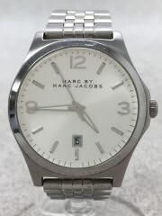 クォーツ腕時計/アナログ/ステンレス/シルバー/MBM5035