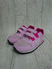 NEW BALANCE/ニューバランス/キッズ靴/16cm/スニーカー/ピンク
