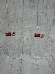 クリスタルダルク/グラス/2点セット/CLR