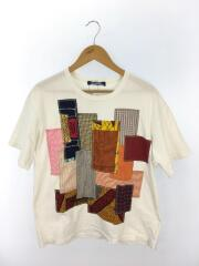 ジュンヤワタナベコムデギャルソンマン/Tシャツ/S/コットン/ホワイト