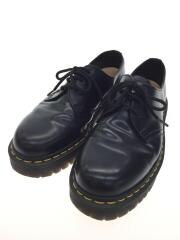 ブーツ/3ホール/UK7/ブラック/AW006