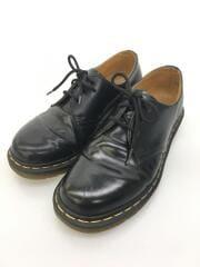 ブーツ/3ホール/US9/ブラック/1461/ダメージ/状態考慮