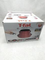 T-fal/L66392/調理器具その他/9点セット/RED