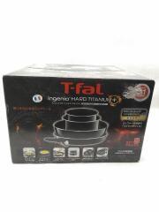 T-fal/L60991/調理器具その他/9点セット/BLK