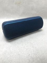 SONY/Bluetoothスピーカー SRS-XB22 (L) [ブルー]