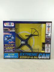 ToysRus/EXTREME CAM/カメラ付多機能ドローン/羽傷有/付属品有