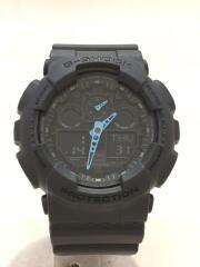 CASIO カシオ/クォーツ腕時計・G-SHOCK/デジアナ/GA-100C-8AJF
