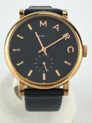 クォーツ腕時計/アナログ/フェイクレザー/MBM1329