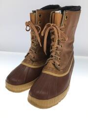 SOREL/ブーツ/--/BRW/SOREL KAUFMAN PREMIUM/旧タグ/ビーンブーツ