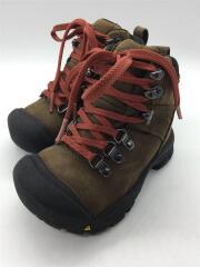 KEEN/キッズ靴/15cm/ブーツ/BRW/Pyrenees WP Kid's