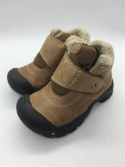 KEEN/キッズ靴/18cm/ブーツ/CML/10006218